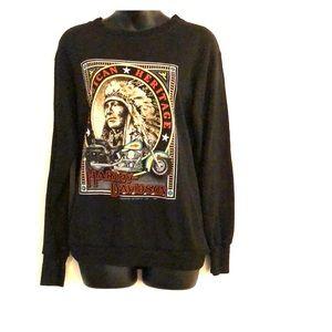 HARLEY -DAVIDSON sweatshirt